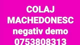 "Colaj machedonesc - negativ (13ཙ"")"
