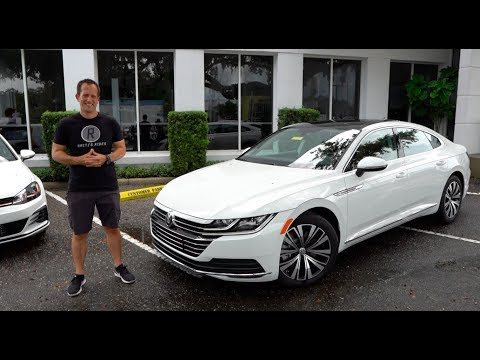 Is the NEW 2019 VW Arteon a GOOD or GREAT luxury sedan?