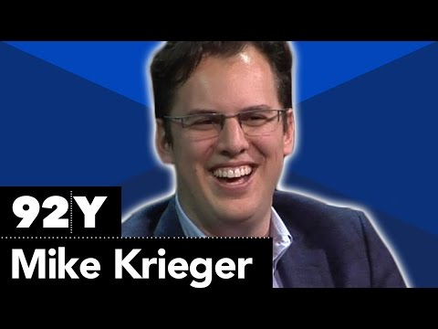 Instagram Co-Founder Mike Krieger with Nick Thompson