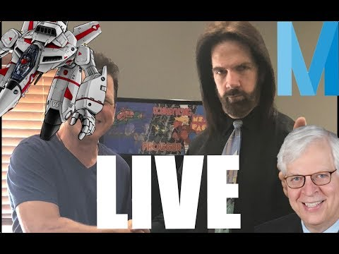 LIVE: Billy Mitchell Came Over; Robotech Lawsuit Questions; PragerU & Public Forum; Maddox Defamed?