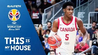 RJ Barrett loves playing with Andrew Nembard