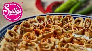 Sultan Kebabi – Kebab Rezept aus dem Ofen mit Hähnchen & Yufka / Sallys Welt