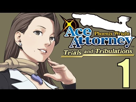 Phoenix Wright Ace Attorney: TaT -1- A Link to the Past