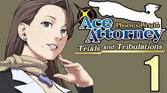 Phoenix Wright Ace Attorney Trials And Tribulations Youtube All information these cookies collect is aggregated and therefore anonymous. phoenix wright ace attorney trials and