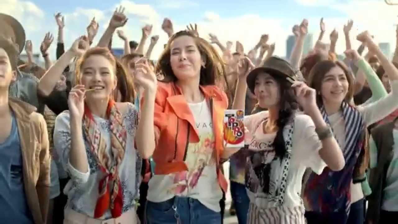 Quảng cáo Lotte Toppo mới nhất trên TiVi [HD]