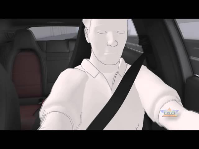 Mercedes-Benz PRE SAFE Brake System