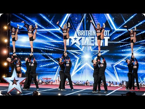 Coventry Dynamite burst onto the BGT stage! | Auditions Week 6 | Britain's Got Talent 2017