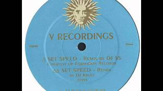 Krust - Set Speed (SS Remix)
