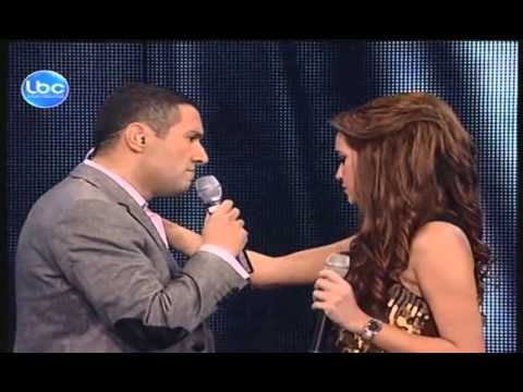 Tony Abou Jaoude and Rami Ayash on Celebrity Duets 3 Prime ...
