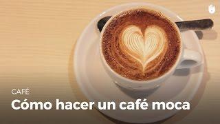 En este vídeo te enseñamos a preparar uno de los tipos de café más exitosos, el café moca. ¡Atento, al final del vídeo te mostramos cómo dibujar un corazón ...