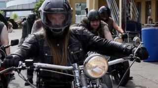 SAGA a Black Metal Viking Biker-film with Zombies