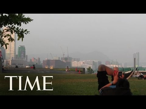 A Tourist's Guide To The Hong Kong Protests | TIME