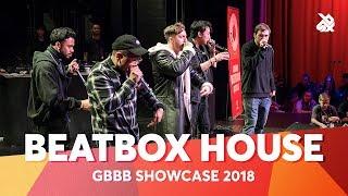 BEATBOX HOUSE   Crew Vice World Beatbox Champion 2018