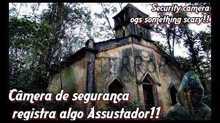●Câmera de segurança registra algo Assustador!! Security camera logs something scary!!◄Dark core►