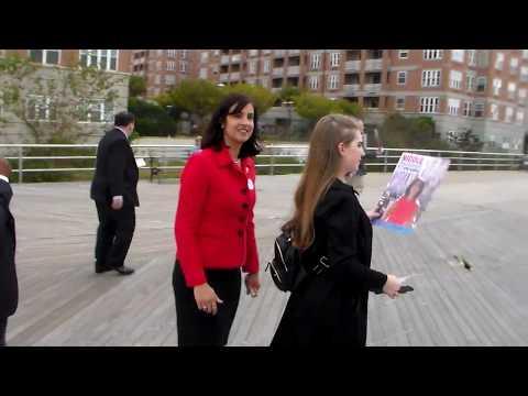 The Brooklyn Tea Party Rally With Nicole Malliotakis For Mayor Part 1