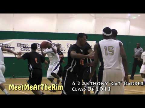 HoopGroup Southern Jamfest: Aquille Carr, Troy Williams, Anthony Barber, Jamar Ergas