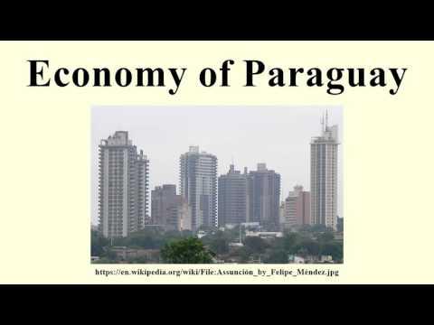 Economy of Paraguay