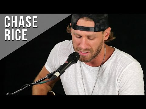 Chase Rice Talks About the Only Time His Father Saw Him Perform