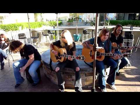 Black Stone Cherry (Like I Roll) Unplugged
