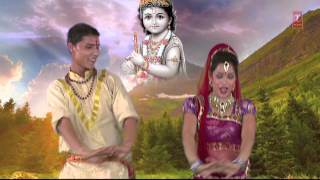 Maakhan Ko De De Daan Krishna Bhajan Manoj Karna [Full Video] I Duniya Mein Ho Rahi Radhe Radhe