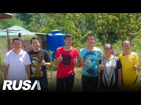 Lawatan Ke Sabah - Kampung Halaman Atmosfera [Rusa Music Live]