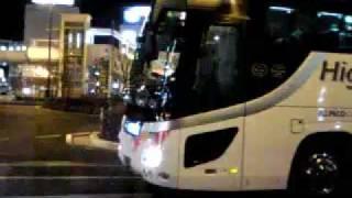 アルピコハイランドバス ガーラSHD