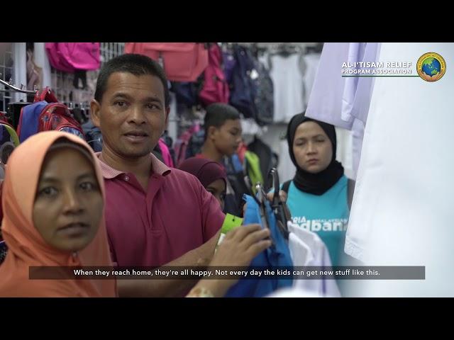 CERIA MALAYSIA - PROJEK JORAN BAHAGIAN 1 KELUARGA ENCIK ISHAK