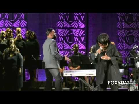 Patti La Belle and Candice Glover SUPER BOWL GOSPEL CELEBRATION 2014
