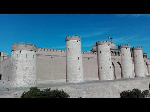 EL HISPANO en el Palacio de Aljafería
