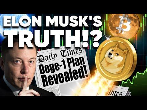 Elon Musk's Crypto Secrets EXPOSED!! His Truth REVEALED!!