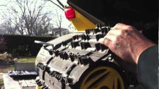 How To Stud Your Track, Step By Step Diy Guide, Skidoo, Polaris, Arctic Cat, Yamaha