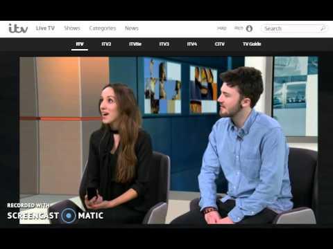LoveAntiques.com's #AntiqueRingRace winners on ITV News