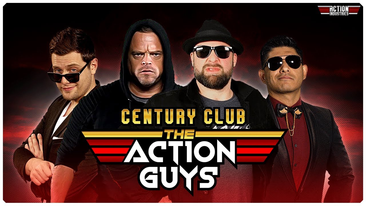The Action Guys - Team Action & The Dungeon vs. The Century Club