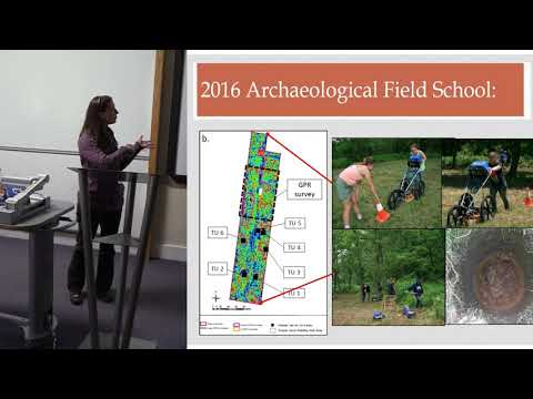 Geoarchaeology and Landscape History at the Squirrel Hill Archaeological Site, USA