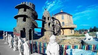 База отдыха ЗОЛОТОЙ ПЛЯЖ. Азовское море / Джемете - экскурсии GOLDEN BEACH. Azov sea