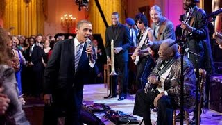 In Tribute Obama 39 s 39 Duet 39 With B B King