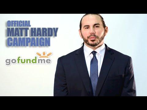 Matt Hardy GoFundMe Campaign