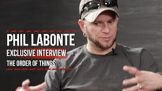 All That Remains' Phil Labonte Talks 'The Order of Things'