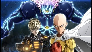 One Punch Man A Hero Nobody Knows All Cutscenes Full game Movie