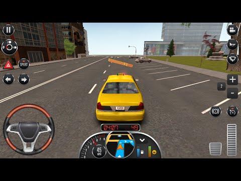 Taxi Sim 2016 Gameplay