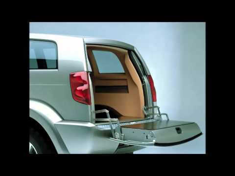 2001 Dodge Powerbox Concept Youtube