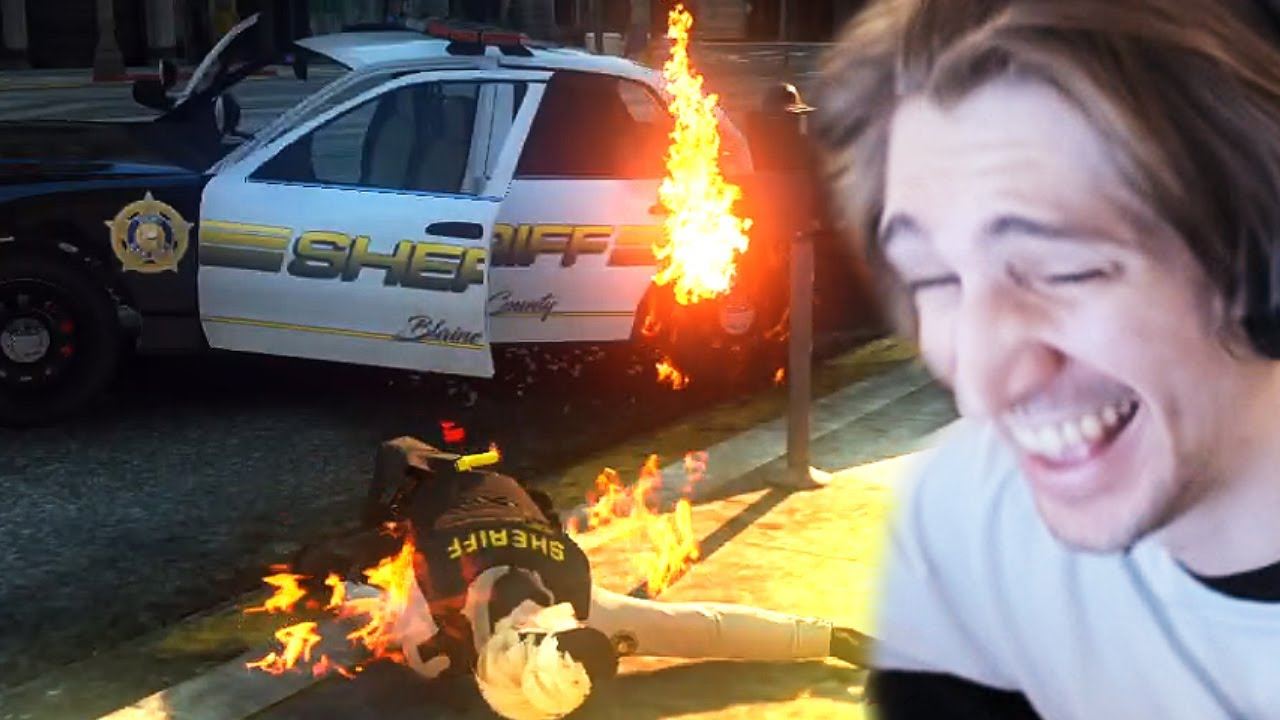 What Happens When xQc Is Allowed to Drive for 1 Minute