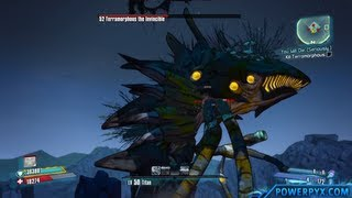 Borderlands 2 - Thresher Thrashed Trophy / Achievement Guide (Terramorphous Boss Fight Solo)