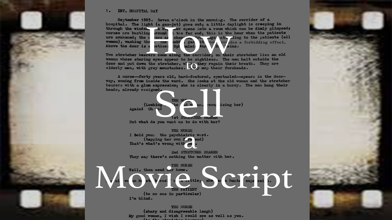 How To Sell A Movie Script In Bollywood How To Sell A Screenplay