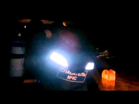 В Малмыжском районе утонул автомобиль (ГТРК Вятка)
