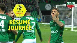 Résumé 12ème journée - Ligue 1 Conforama/2019-20
