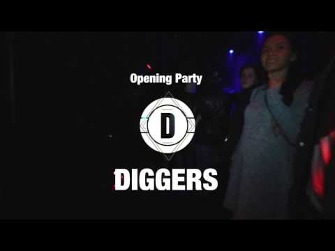 Opening Party DIGGERS.