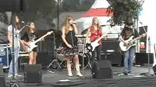 eruption you really got me live by young teen band