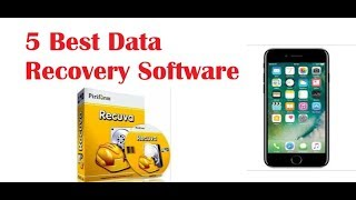 Top 5 Amazing Free Data Recovery Tools from PC/USB/Phone