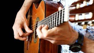 Средневековое СОЛО на Гитаре (Разбор)